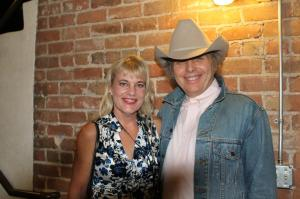 Me with Dwight Yoakam 8-27-14